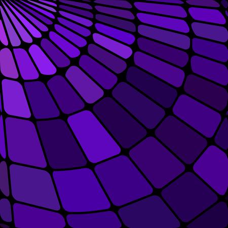 résumé , vecteur vitrail mosaïque fond - violet et violet