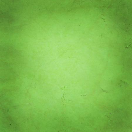 abstract colored scratched grunge background - bright green Stock Photo