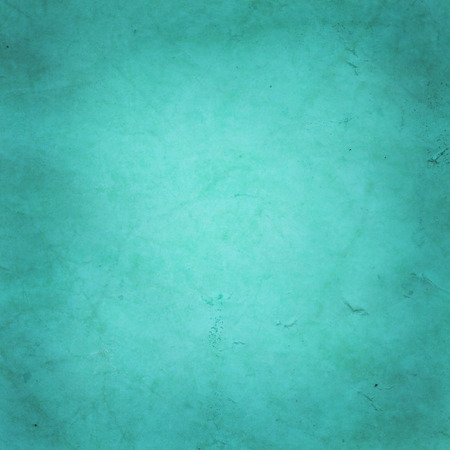 abstract colored scratched grunge background - blue and teal Stock Photo