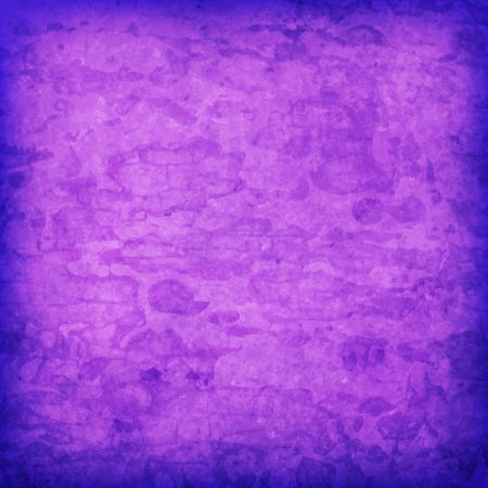 abstract vector grunge background - purple and violet
