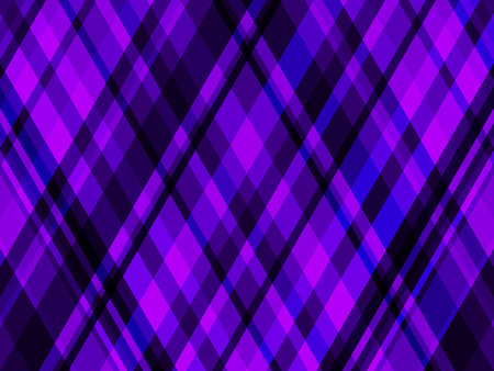 abstract vector geometric rhombus background - purple and violet