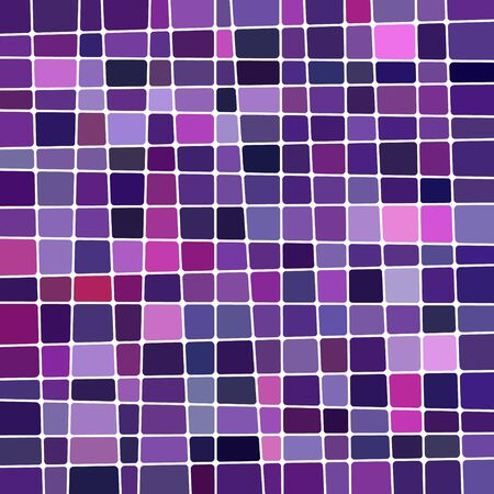 abstract vector stained-glass mosaic background - purple and violet Vecteurs