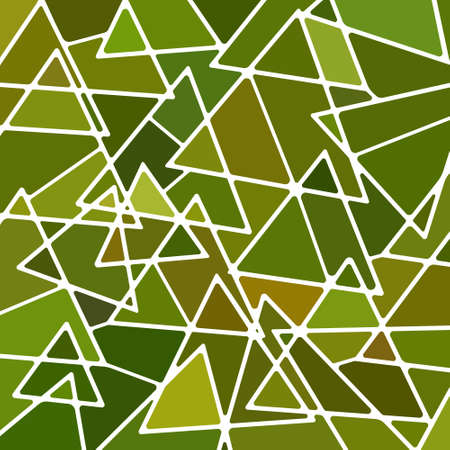 abstract vector stained-glass mosaic background purple and violet triangles Illusztráció