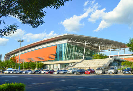 olympic sports: Shenyang Olympic Sports Center