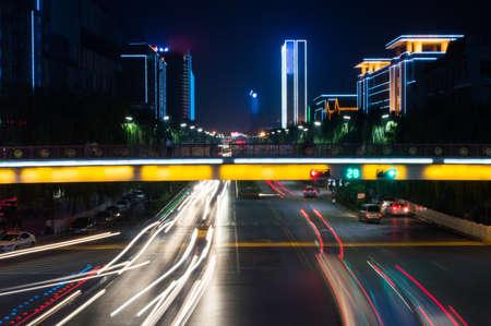 night traffic: Night traffic