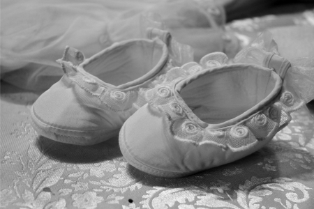 Baby boy shoes photo
