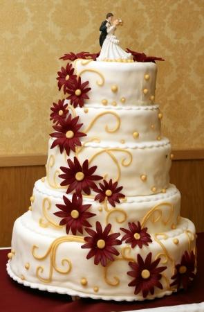 Wedding cake Stock Photo - 22457860