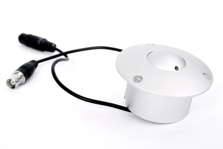 omnipresent: surveillance camera , studio shot
