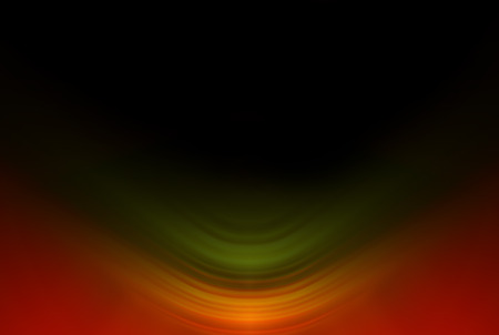 Abstract light lines . Abstract glowing colorful lines photo