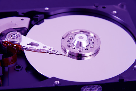 computer security: HDD as a background