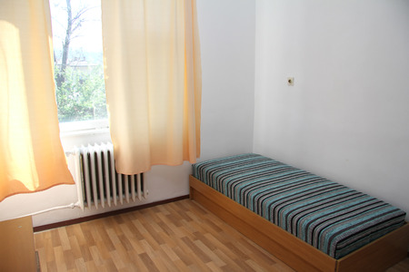 bedroom in an aprtment