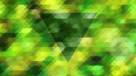 hallucinogen: Hipster retro vintage polygon triangle graphic