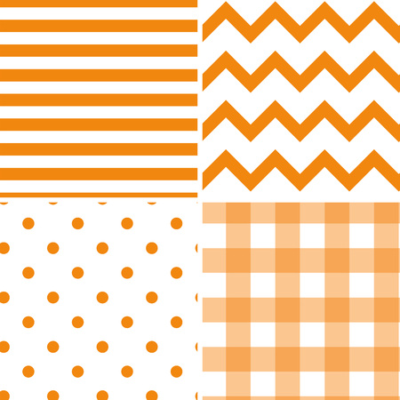 decorating: Pattern Collection Seamless Retro Background with 4 pattern for different purchase