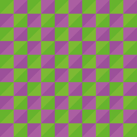 verde y morado: Modelo incons�til del vector Pol�gono Tri�ngulo p�rpura verde para diferentes compra