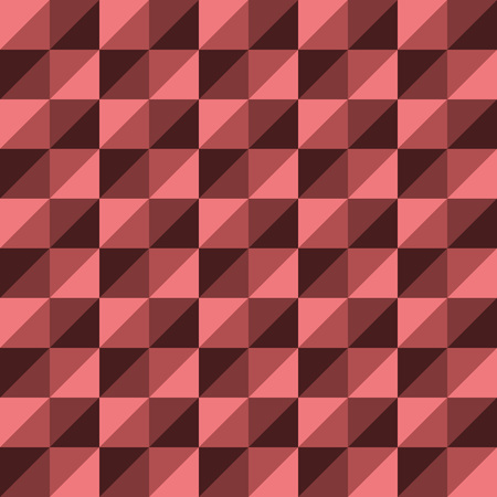 decorating: Pattern Vector Seamless Polygon Triangle red for different purchase