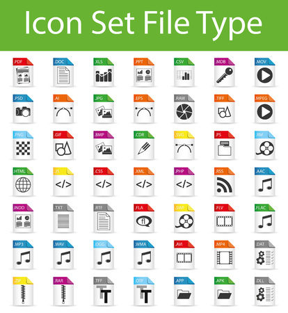 Icon Set File with 49 icons for the creative use in graphic design