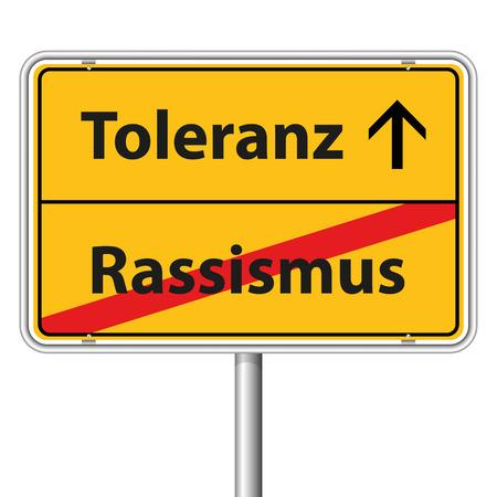 tolerancia: Ilustraci�n Camino Gr�fico Tolerancia sesi�n para el uso creativo de dise�o web y gr�fico