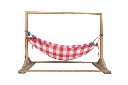 Old style of child crib Stock Photo - 9393090