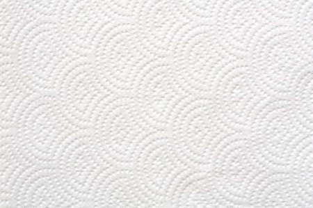 servilletas: Textura de papel de seda blanco Foto de archivo
