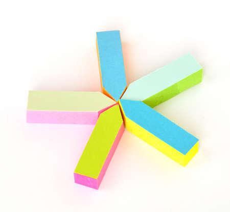 Colorful arrow memo stick
