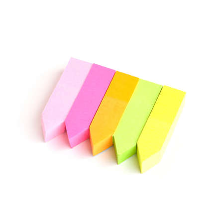 Colorful arrow memo stick