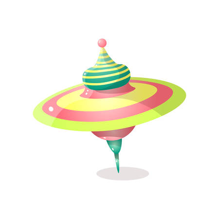 Modern cute whirligig gift for small cute kid