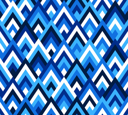 Seamless pattern rhombus style. Colorful abstract background. Greece ornament. Vector illustration.