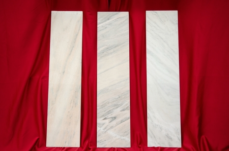 Ruschita White Marble Window Sill Jamb Tiles