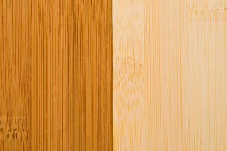 closeup of dark carbonized  and natural bamboo flooring Reklamní fotografie