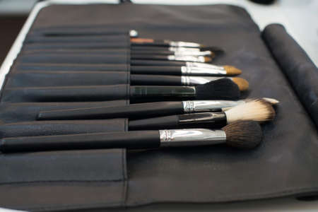 grooming product: Brushes for makeup