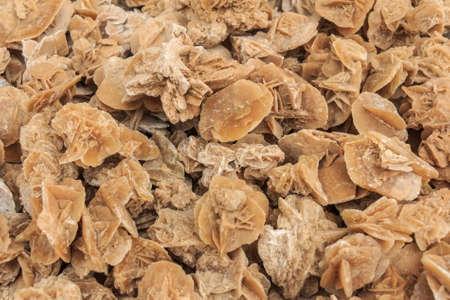 crystallize: Stone desert roses