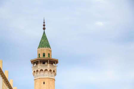 Bourguiba mosque in Monastir