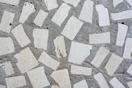 stonewall: Close-up stonewall texture