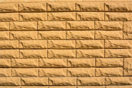 Bricks wall background Stock Photo