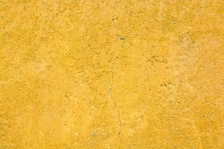 Bright orange plaster background Stock Photo