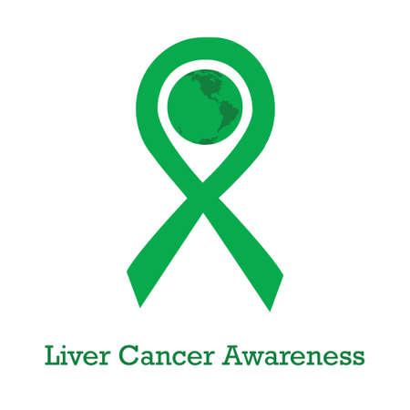 Liver Cancer Ribbon Stock Photos Royalty Free Liver Cancer Ribbon