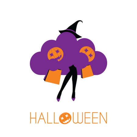 halloween sale fashion girl