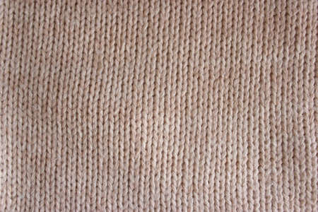 The knitting background
