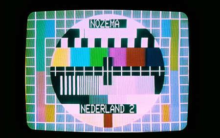 Test image television photo