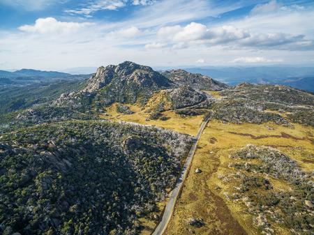 Mount Buffalo National Park - beautiful landscape. Victoria, Australia