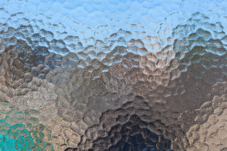 Frosted bathroom privacy glass texture pattern Standard-Bild