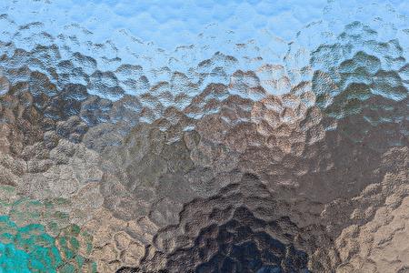 Patrón de textura de vidrio de privacidad de baño esmerilado