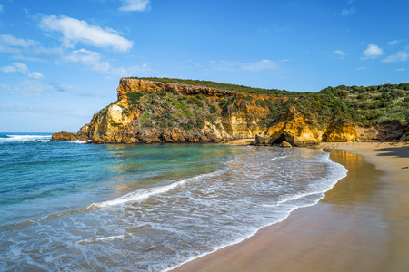 Childers Cove beach on Great Ocean Road, Victoria, Australia
