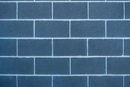 Background pattern texture of modern brick wall 版權商用圖片