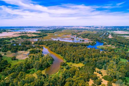 Thomson river in Victoria, Australia 写真素材