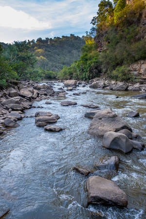 Mitchell River National Park in Victoria, Australia