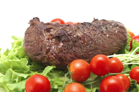 roast beef meat and vegetables Stock Photo - 3817740