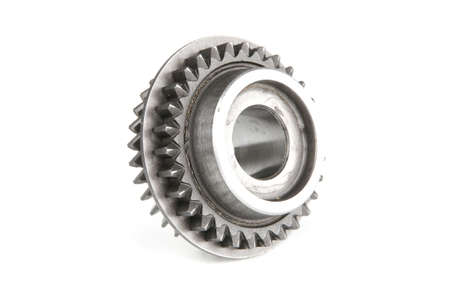 single cogwheel photo