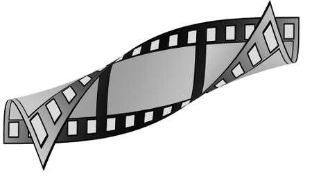 image of photo film strip as background Stock Photo - 7398886