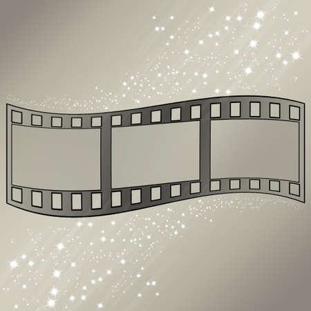 image of photo film strip as background Stock Photo - 7424194